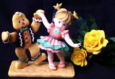 My Little Kitchen Fairies - Gingerbread Man