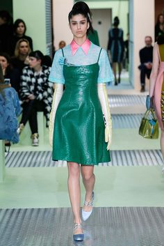 """Prada Winter 2015 - 5 Trends I spotted, die """"I want candy""""- Edition - Journelles"""