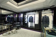Shanghai Tang Mansion flagship store by Design MVW, Hong Kong store design