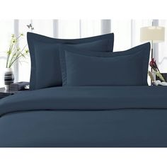 Elegant Comfort Luxurious Wrinkle-Free & Fade-Resistant, Duvet Cover Set - this in white?