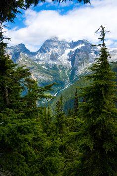 Mount Sir Donald Glacier National Park Canada. [OC] [3648x5472] adamdon_ http://ift.tt/2ziShao October 30 2017 at 09:52AMon reddit.com/r/ EarthPorn