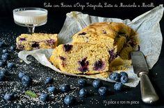 Mi piace e non mi piace: Cake con Farina d'Orzo Integrale, Latte di Mandorl...