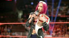 WWE Women's Champion, Sasha Banks