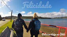 Felicidade.  #chile #americadosul #viagem #viajar #trip #chiloe #castro #felicidade #happiness #felicidad