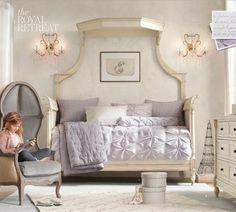 Little girl bedroom