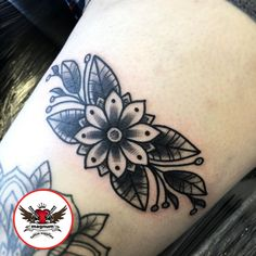 Magnum Tattoo Supplies are the ideal choice if you need to Buy Tattoo Ink Online, speak to our team if you require Dynamic Tattoo Ink or Kuro Sumi Tattoo Ink. Dope Tattoos, Leg Tattoos, Tattoos For Guys, Tatoos, Traditional Back Tattoo, Traditional Tattoo Flowers, Chest Tattoos For Women, Chest Piece Tattoos, Dynamic Tattoo Ink