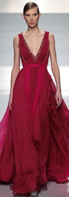 Tony Ward   Couture S/S 2013