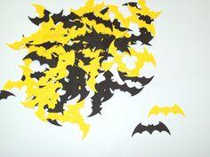 A personal favorite from my Etsy shop https://www.etsy.com/listing/227688307/batman-confetti-birthday-boy-birthday