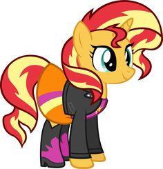 Sunset Shimmer - Equestria Girls Clothing by Zacatron94.deviantart.com on @deviantART