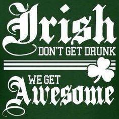 Irish                                                                                                                                                                                 More