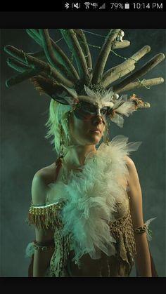 Forest God from princess mononoke