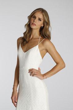 Bridal Gowns, Wedding Dresses by Ti Adora - Style 7656 #tiadorabridal