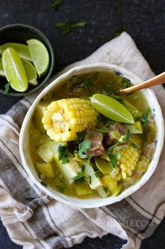 Caldo de Res in Instant Pot. Hearty meaty and just simply delicious Caldo de Res in Instant Pot will warm your body and soul. Mexican beef soup in your pressure cooker! Beef Soup Recipes, Mexican Food Recipes, Healthy Soup, Easy Healthy Recipes, Healthy Foods, Mexican Beef Soup, Pollo Recipe, Best Instant Pot Recipe, Instant Recipes