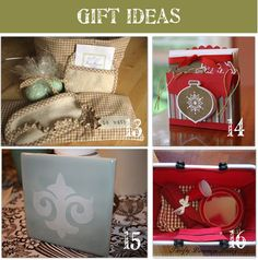 16 Cheap Homemade Christmas Gift Giving {to-make} - Tip Junkie