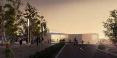 Médiathèque et Musée du Cinéma | W-Architectures
