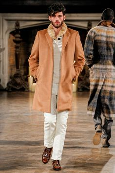Billy Reid | Fall 2014 Menswear Collection | Style.com