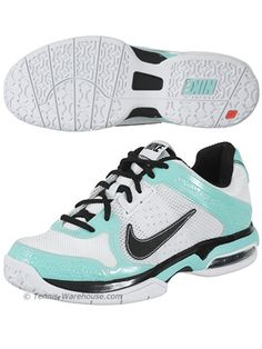 buy popular 04ba4 3ebc4 Nike Air Max Mirabella 3 Wh Tropical Women s Shoe. Tennis Warehouse, Tennis  Fashion