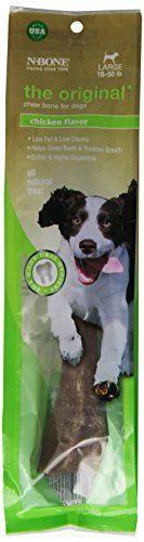 NBone 37Ounce The Original Bagged Bone Treat for Dogs Large Chicken Flavor >>> You can find more details by visiting the image link. (This is an affiliate link and I receive a commission for the sales)