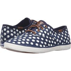 Keds Kids Champion Prints (Little Kid/Big Kid)