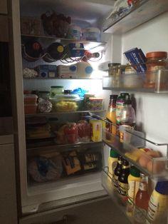 Betekenisvol handelen -binnenkant koelkast