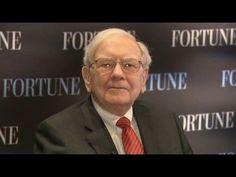 Como invertir en la Bolsa de Valores según Warren Buffett - YouTube