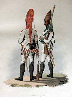 Spanish Grenadiers