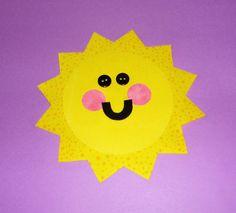 Fabric Applique TEMPLATE Pattern Only Summer SUNSHINE...New. $1.50, via EtsyKim.