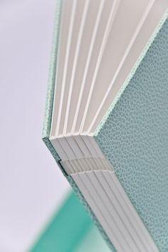 Flex Spine Album by Kylin Lee Artisan Studio Book Binding Design, Book Design, Handmade Journals, Handmade Books, Up Book, Book Art, Paper Book, Paper Art, Bookbinding Tutorial