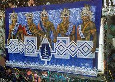 Native American Crafts, American Indians, Native Indian, Native Art, Woodland Indians, Iroquois, Nativity, Beadwork, Beading