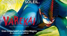 Cirque du soleil - Varekai Cirque Du Soleil Varekai, Ads, Marketing, Movies, Movie Posters, Design, Carp, Films, Film Poster