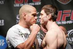 Tito Ortiz and Forrest Griffin will meet inside the Octagon for the third time this Saturday at UFC 148.