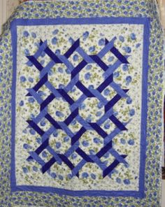 1000 images about p q garden or celtic twist trellis for Garden trellis designs quilt patterns