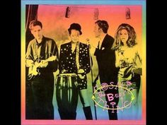 """▶ The B-52's - """"Cosmic Thing"""" (Full Album, 1989) - YouTube  *  One of my favorite albums of all time.  <3"""