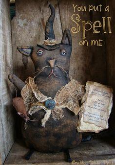 CraBBy GaBBy Dolls: Halloween Goodies listed on Ebay......