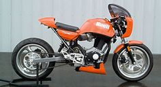 Buell Blast - Cafe Racer potential ~ Return of the Cafe Racers