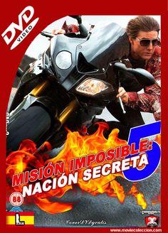Misión Imposible 5 2015 DVDrip Latino ~ Movie Coleccion