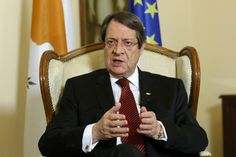 #world #news  Cyprus peace deal needs to be watertight for vote, says President