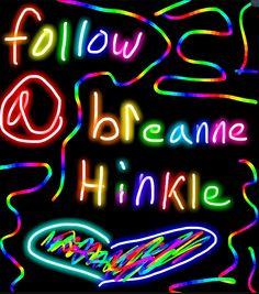 Follow @breanne hinkle  READY SET ROCK!!