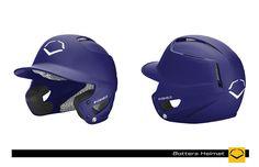 EvoShield Batters Helmet on Behance