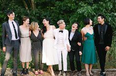 Stylish Brooklyn Distillery Wedding: Blake + Mackenzie | Green Wedding Shoes Wedding Blog | Wedding Trends for Stylish + Creative Brides