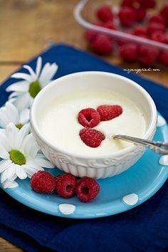 Muesli, Granola, Polish Desserts, Breakfast Recipes, Dessert Recipes, Magic Recipe, Panna Cotta, Graham, Recipies