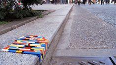 レゴブロックの使い道は星の数ほどあり、レゴとMSXで「大きな古時計」を再現したり、橋の下に巨大レゴブロックを設置したりする人も。そんな中、ベルリン出身のJan Vormannさんは世界中の壊れた建