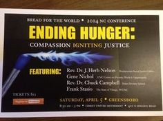 Ending Hunger: Compassion Igniting Justice