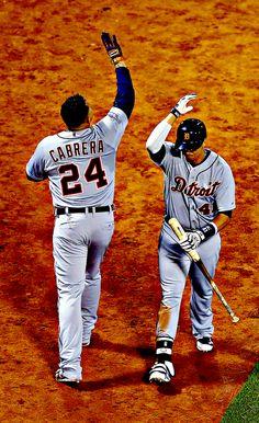 Cabrera and Martinez