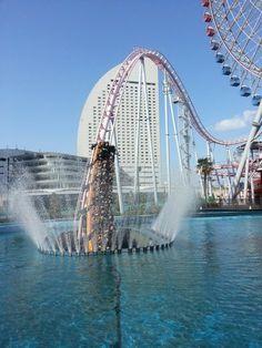 Underwater roller coaster! MUST TRY!
