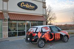 Scorpion Fiat of McKinney by Car Wrap City www.carwrapcity.com