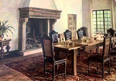 Villa la Pausa, que le duc de Westminster, amant de Coco Chanel, fit construire en 1928, sur les hauteurs de la Torraca à Roquebrune-Cap-