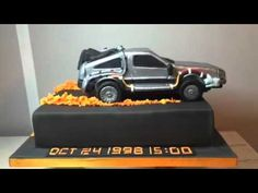 Image result for ace of cakes back to the future