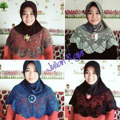 Hijabs, Turtle Neck, Crochet, Sweaters, Fashion, Moda, Fashion Styles, Ganchillo, Sweater