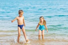 Platypus Australia is a leading UV Swimwear brand, offering a selection of high quality sun protective swimwear for babies, girls and boys, ranging from sizes 0 to Uv Swimwear, Swimwear Brands, Bikinis, Happy Kids, Kids Playing, How To Memorize Things, Swimming, Children, Boys